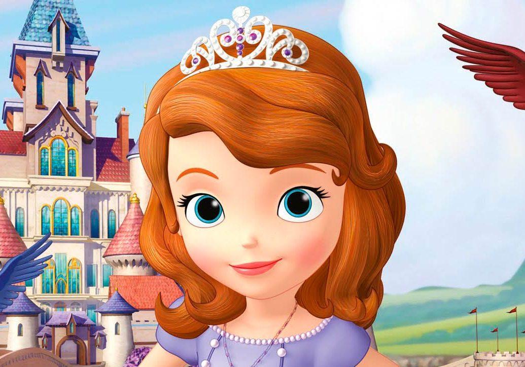 princesa-sofia-dibujos-para-colorear